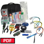 Basic Military Kit w/ Continuity Tester -TFOCA-II