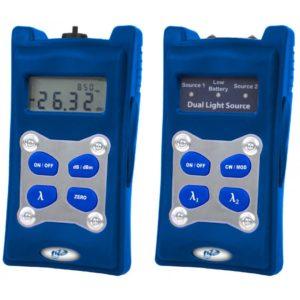 Power meter, Light source