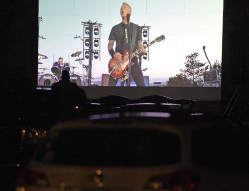 Live/Virtual Entertainment Broadcasting Over Fiber Optics